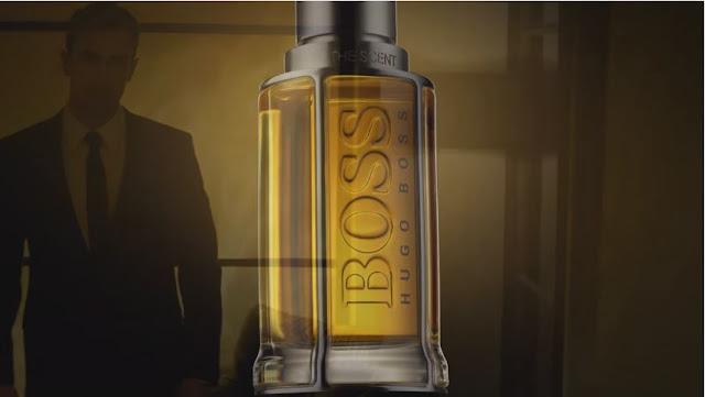 Canzone Hugo Boss The Scent Pubblicitù - Musica spot profumo
