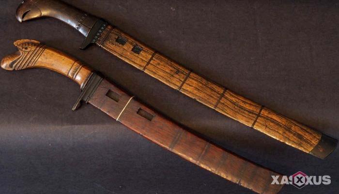 Senjata tradisional Indonesia - Senjata tradisional Jakarta (Golok)