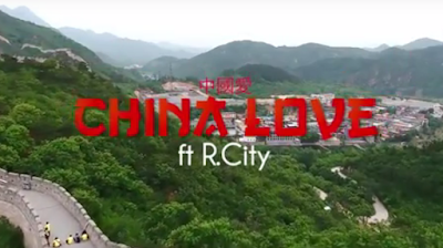 Victoria Kimani ft. R.City - China Love video
