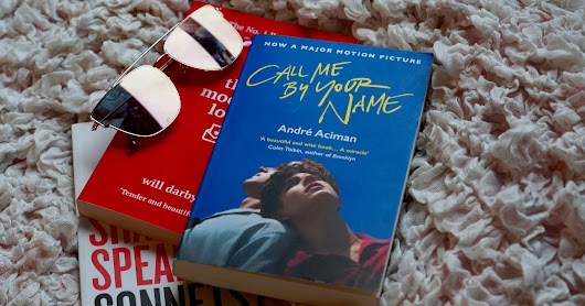 Honest Book Review: Call Me By Your Name