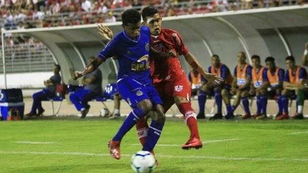 Sob olhares do novo técnico, Bahia arranca empate com o CRB pela Copa do Brasil