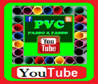 PVC no YOUTUBE