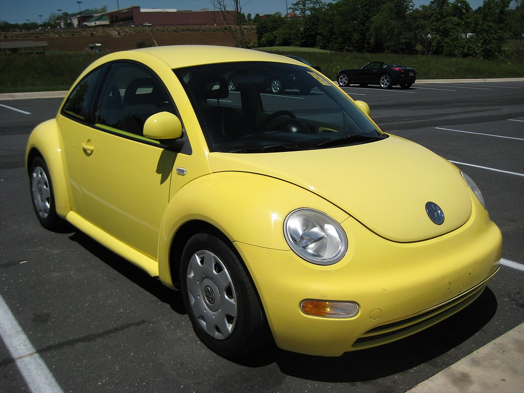 beetle bug volkswagen yellow vw punch cars hd convertible 1999 looks cloudlakes slug wallpapers vehicle light wheels turbo am
