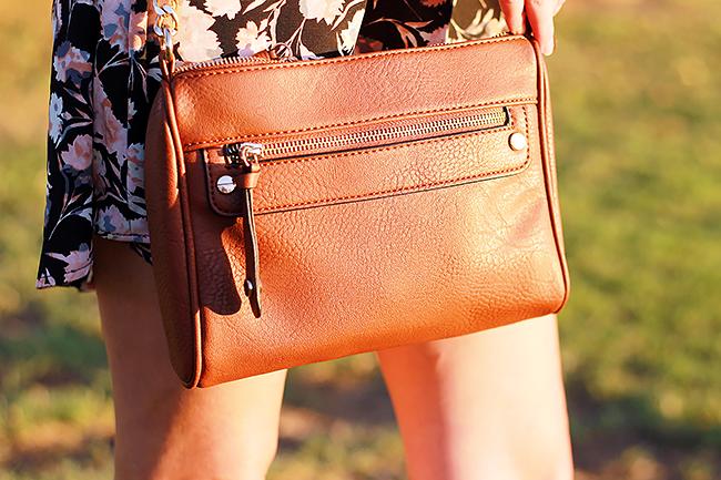 BP. Double Stud Crossbody Bag