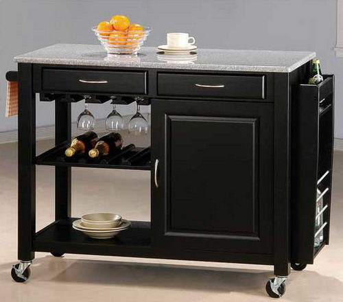 Portable Kitchen Island: Some Ideas In Order To Help You Having The Best Portable