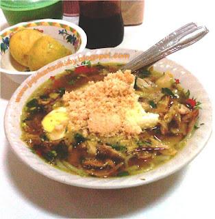 Kuliner Indonesia - Soto Ayam Cak To Undaan