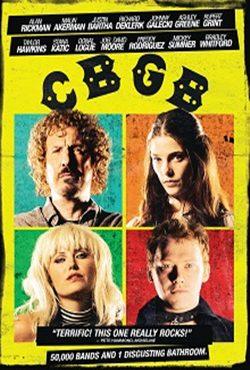 Capa CBGB: O Berço do Punk Rock Torrent