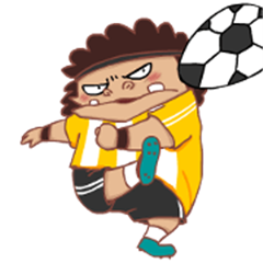 TUTU Football man