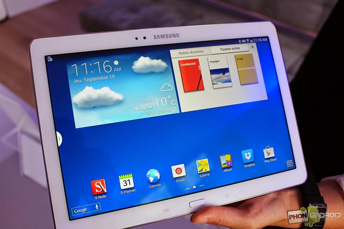 Harga Tablet Samsung Note 10.1 Terbaru 2014