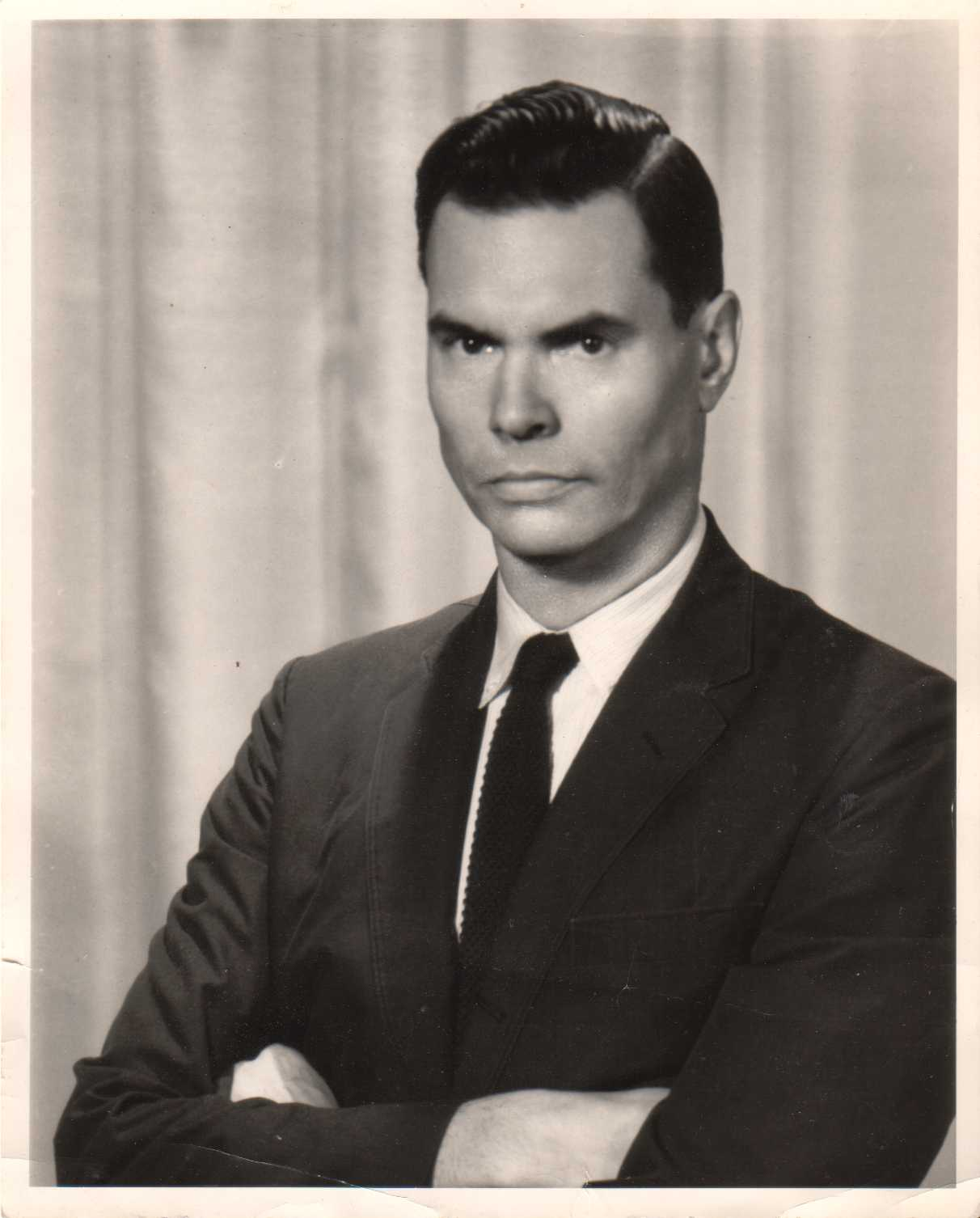 Commander George Lincoln Rockwell