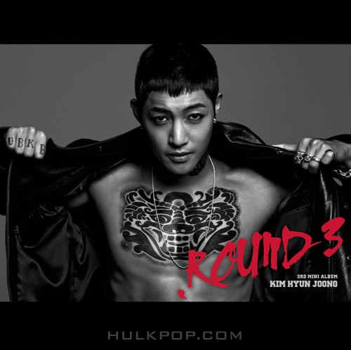Kim Hyun Joong – ROUND 3 – EP