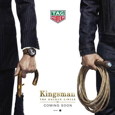 TAG HEUER KINGSMAN