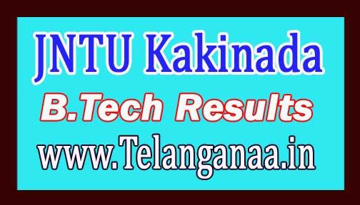 JNTU Kakinada B.Tech 1st Year (CCC) Supply July 2016 Exam Results Download