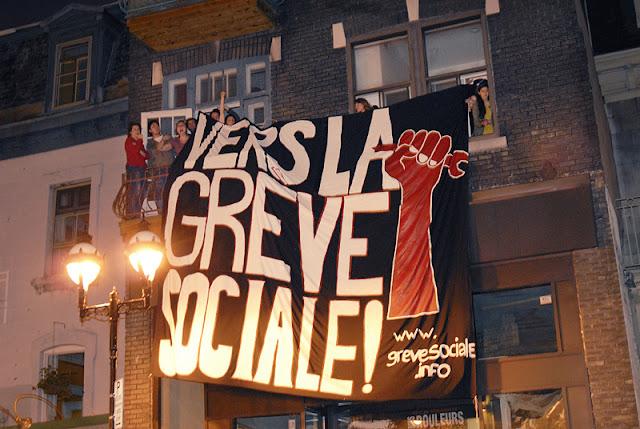 Manifestation de soir, 15 mai 2012, Montréal [photos David Champagne]