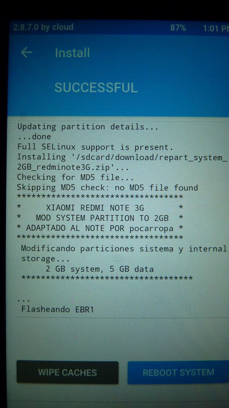 Cómo instalar MIUI 8 en un Xiaomi Redmi Note - npirtube
