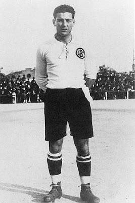 Futbolista sordo del Racing Óscar Rodríguez López