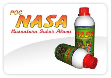 PUPUK ORGANIK CAIR NASA, poc nasa, poc nasa untuk tanaman dan ternak