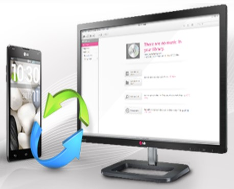 LG PC Suite Latest Version V 5.3.24  for Windows & Mac