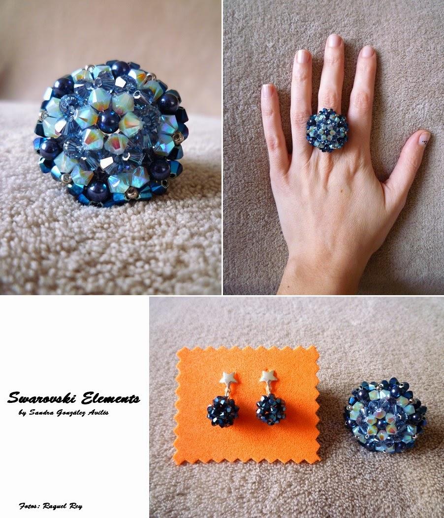 c3b4126948a1 Rachel´s Fashion Room  Complementos  Bisutería con cristales Swarovski