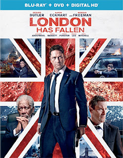 DVD & Blu-ray Release Report, London Has Fallen, Ralph Tribbey