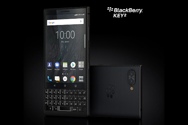 BlackBerry KEY2 with 4.5-inch touch display, Physical QWERTY keyboard and 6GB RAM announced