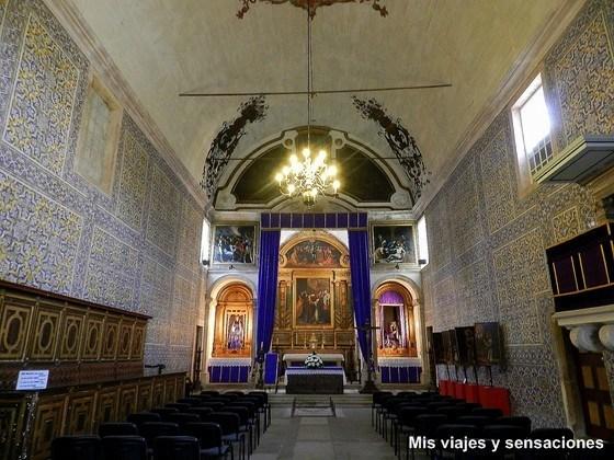 Iglesia de la Misericordia, Óbidos, Portugal