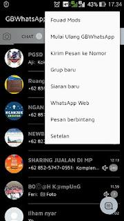Cara membaca pesan WhatsApp yang sudah dihapus tanpa aplikasi