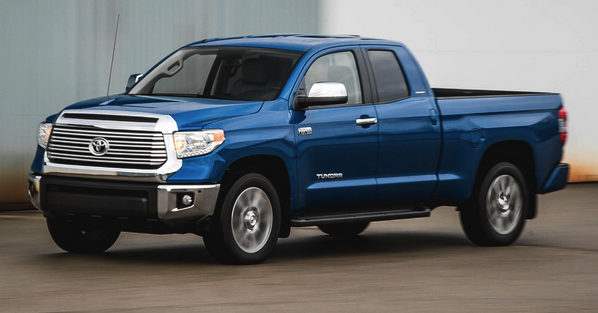 2020 Toyota Tundra Review - Cars Auto Express | New and ...