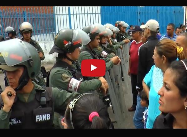 Militarizados almacenes de comida en Táchira por saqueos