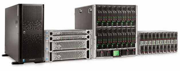 HP Releases the Next Generation Gen9 Proliant Servers