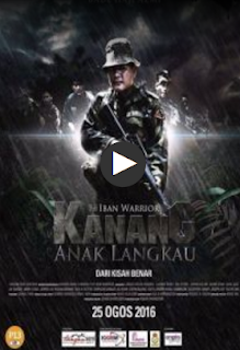 Download Film Kanang Anak Langkau The Iban Warrior (2017) BluRay 720p Ganool Movie