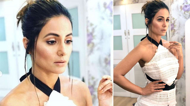 Hina Will Soon Be Making Her Bollywood Debut?