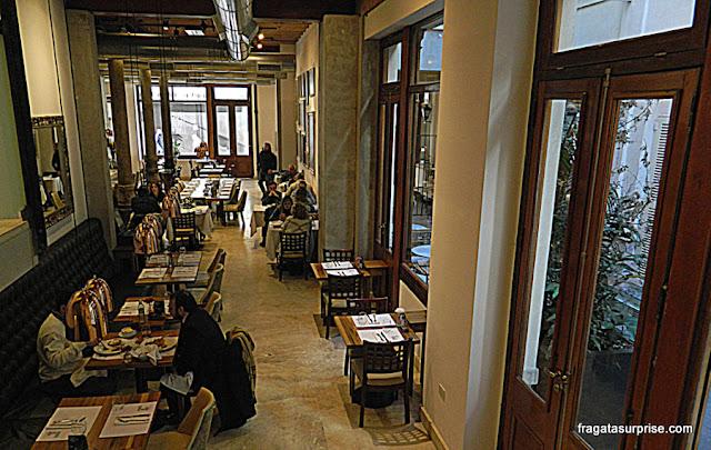 Restaurante Puerta del Inca, em Montserrrat, Buenos Aires
