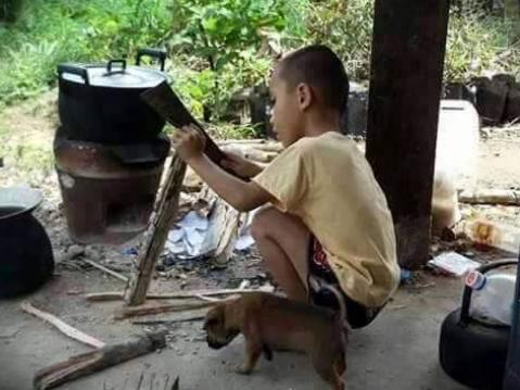 Jolma na dangol do hita amang... Kisah si Batak yang pandai bahasa inggris dari pedesaan