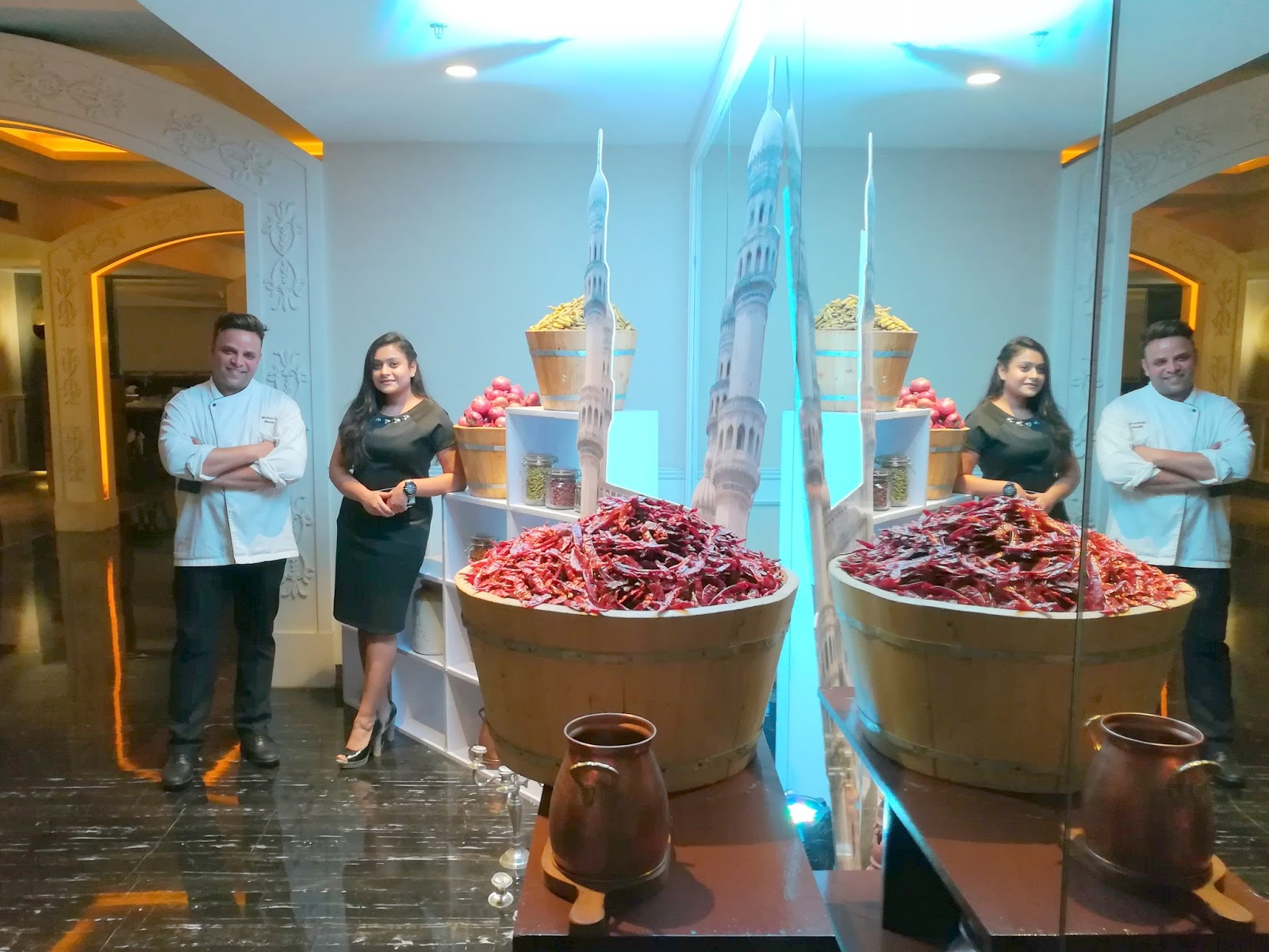 The food platter of the city of Nizams not only boasts of local zest, but  is also influenced by the culinary traditions of Persia, Arabia,  Afghanistan and ...