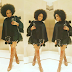 AGELESS BEAUTY, RITA DOMINIC STUNS IN BOOTS AND CAPE