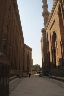 Tempat Makam Sayyidah Nafisah