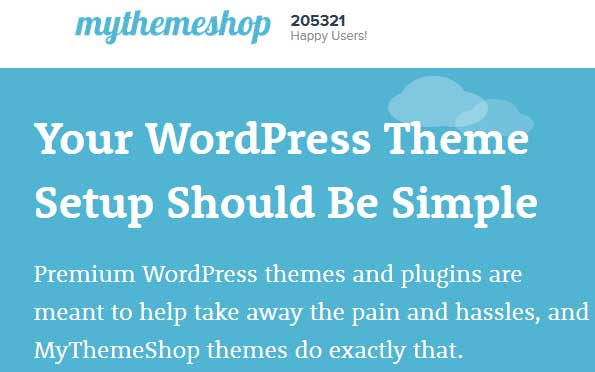 MyThemeShop Theme Affiliate Program Details & Overview: eAskme