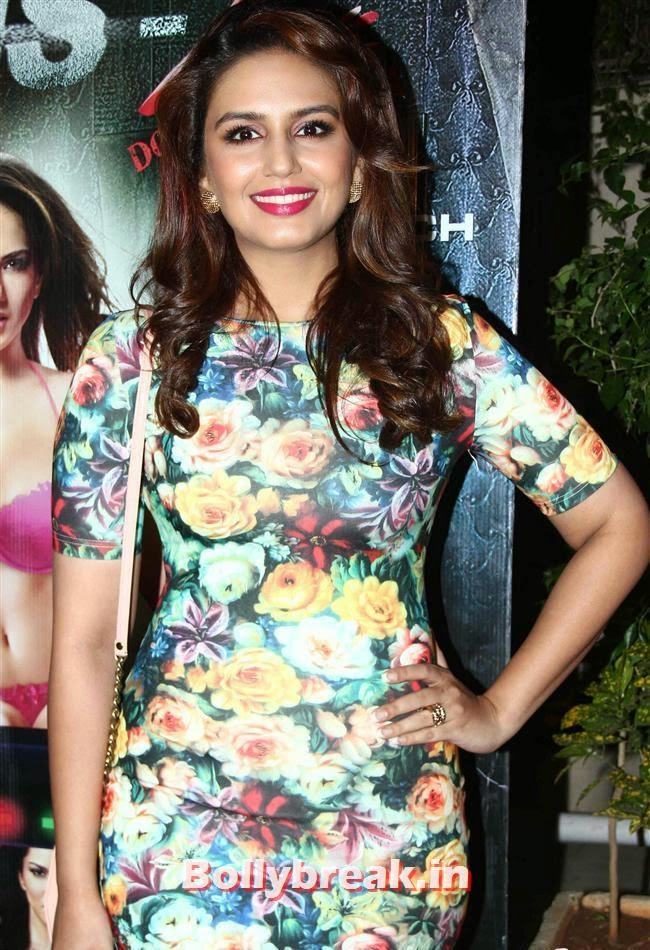 Huma Qureshi, Hottest at Main Tera Hero Success BASH