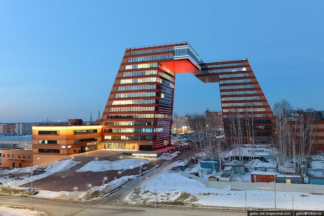 Akademgorodok: Kota Dengan 65.000 Ilmuwan