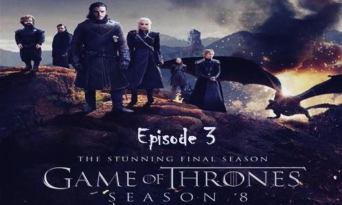 Review GOT Season 8 Episode 3: Battle Of Winterfell, Arya Stark Bunuh Night King