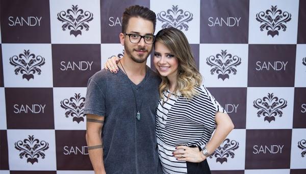 Sandy fala sobre nova parceria com Júnior e não descarta shows com o irmão no futuro!