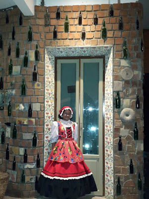 Traditional Dutch Costume Rental at Farmhouse Lembang Bandung