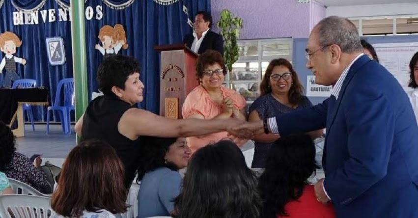 MINEDU: Ministro Vexler supervisará proceso de admisión en Colegio de Alto Rendimiento en Tumbes - www.minedu.gob.pe