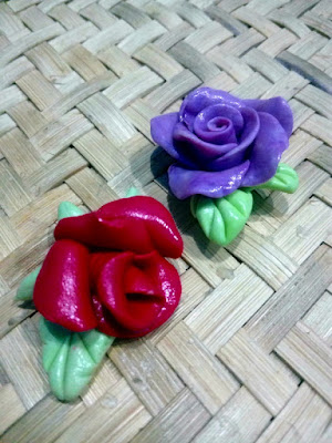 bros bunga dari clay