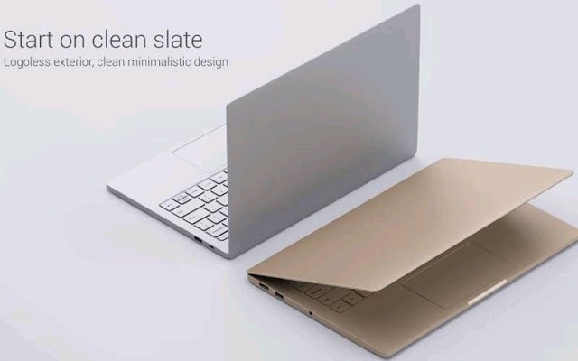 Xiaomi Mi Notebook Air is the affordable version of Macbook Air that costs only $540