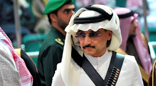 EXCLUSIVE: 'American mercenaries are torturing' Saudi elite rounded up by new crown prince - and billionaire Prince Alwaleed was hung upside down 'just to send a message'
