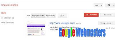 Atasi Sitemap dan Artikel bermasalah Ketika Submit Ke Webmaster Tools