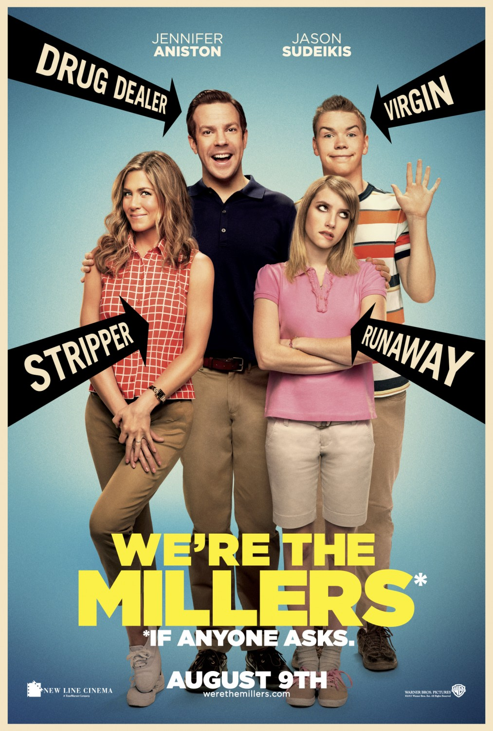 Nonton Film We're the Millers (2013)