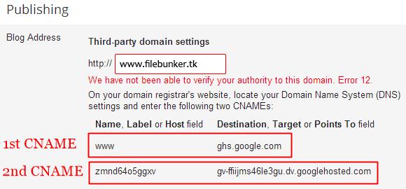 free tk domain